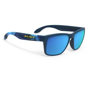 Rudy Project Spinhawk Brillenglas blauw
